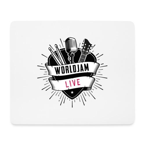 WorldJam Live - Mouse Pad (horizontal)