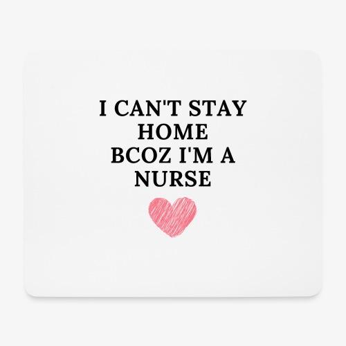 Because I'm Nurse - Hiirimatto (vaakamalli)