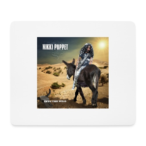 NIKKI PUPPET INTO THE WILD - Mousepad (Querformat)