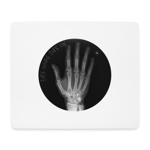 Des gars des os by JARL - Tapis de souris (format paysage)