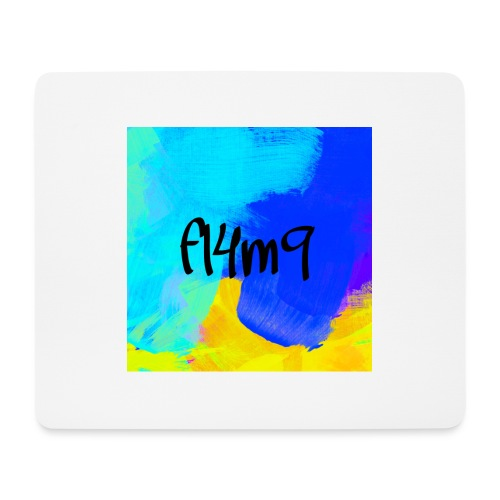 fl4m9 collection - Mousepad (bredformat)