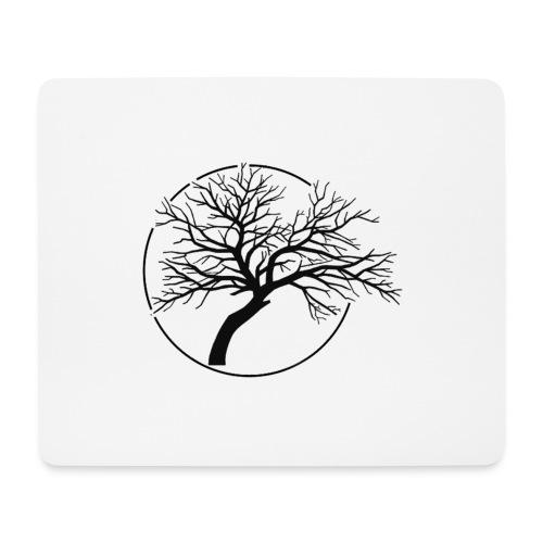 Vain and Hopeless - Tree icone_bk - Tapis de souris (format paysage)