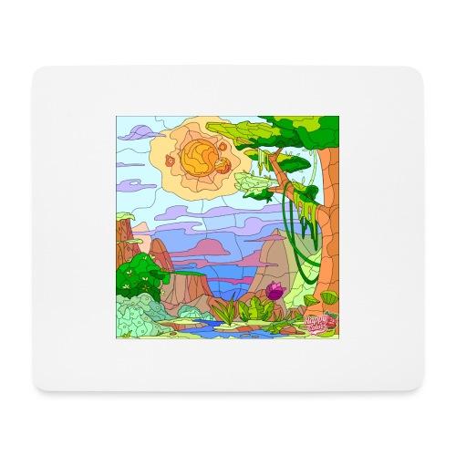 Sol - Mousepad (bredformat)
