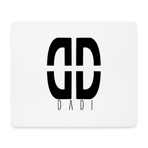 dadi logo png - Mousepad (Querformat)