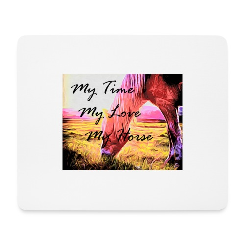 My Horse - Mousepad (Querformat)