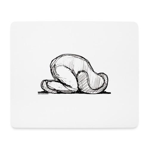 Figur - Mousepad (Querformat)