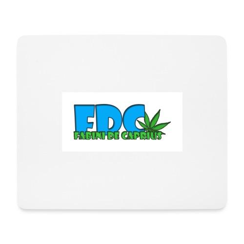 Logo_Fabini_camisetas-jpg - Alfombrilla de ratón (horizontal)