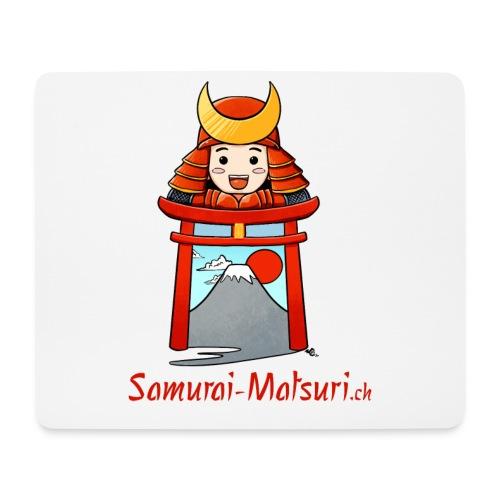 Samurai Matsuri Torii - Mousepad (Querformat)