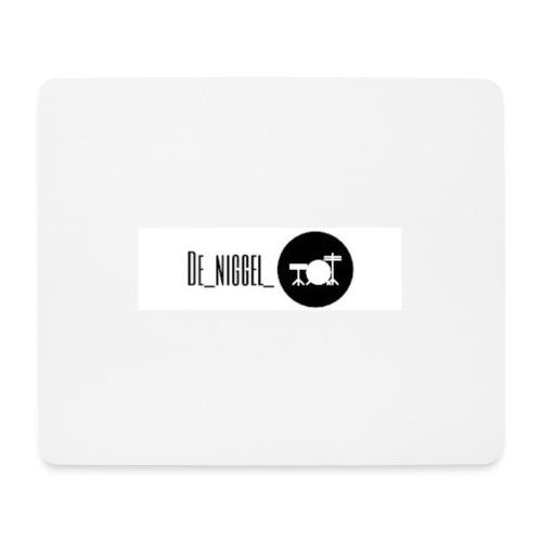De_Niggel_ Accessoires - Mousepad (Querformat)
