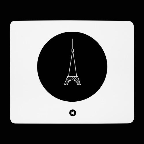 C'est Paris, P-A-R-I-S, Paris ! - Tapis de souris (format paysage)