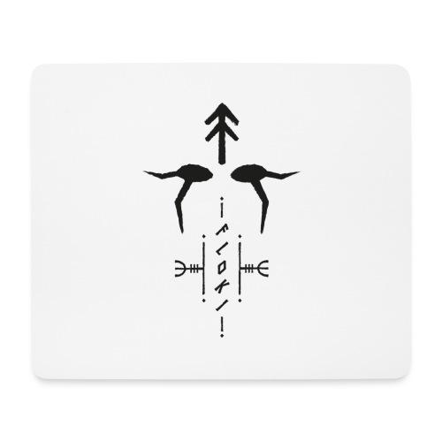 Floki magical stave - Mouse Pad (horizontal)