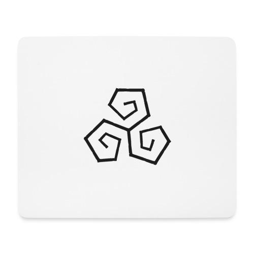 Triskele - Mouse Pad (horizontal)