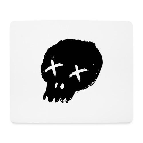blackskulllogo png - Mouse Pad (horizontal)