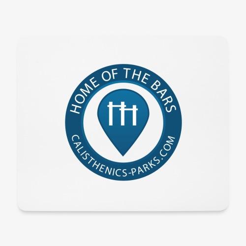 Calisthenics Parks Logo - Mouse Pad (horizontal)