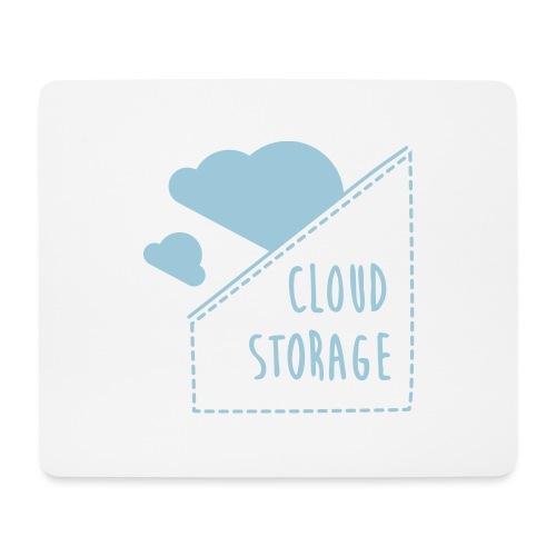 Cloud Storage - Mousepad (Querformat)