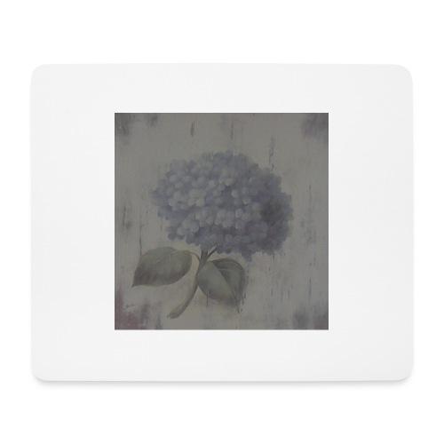 Blue Flower Boquet - Mouse Pad (horizontal)
