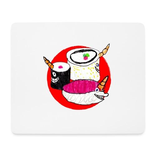 Unicorn Sushi - Mouse Pad (horizontal)