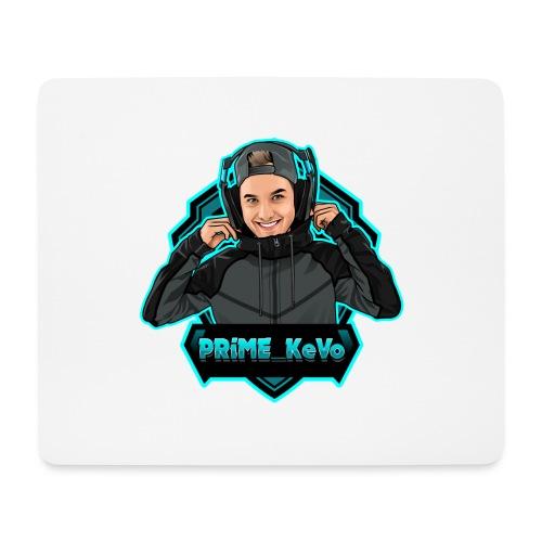 Logo PRiME_KeVo - Mousepad (Querformat)