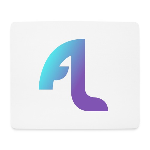AnTiLaucH Logo - Mousepad (Querformat)