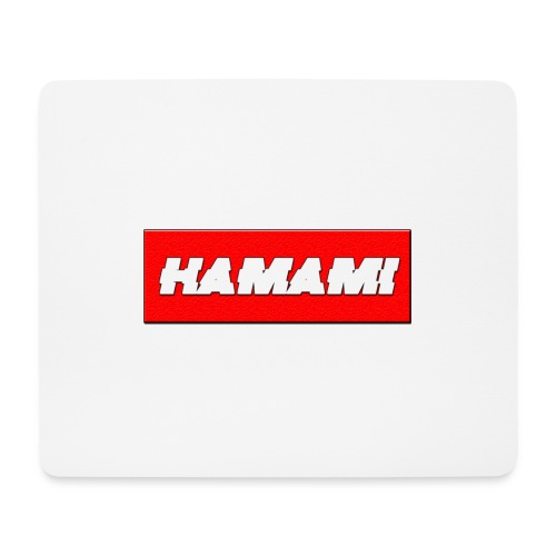 HAMAMI - Tappetino per mouse (orizzontale)