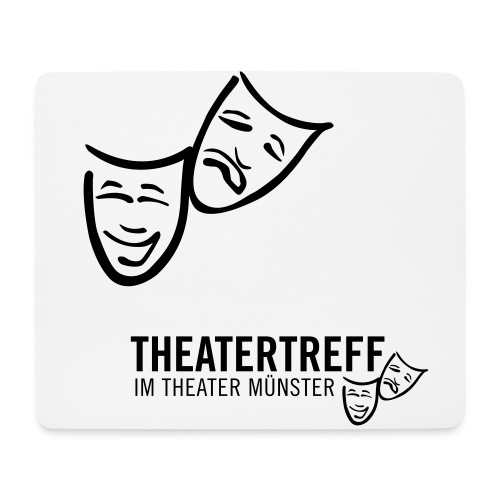 logo_tt - Mousepad (Querformat)