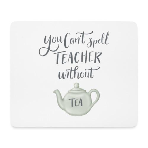 Tea teacher - Musmatta (liggande format)