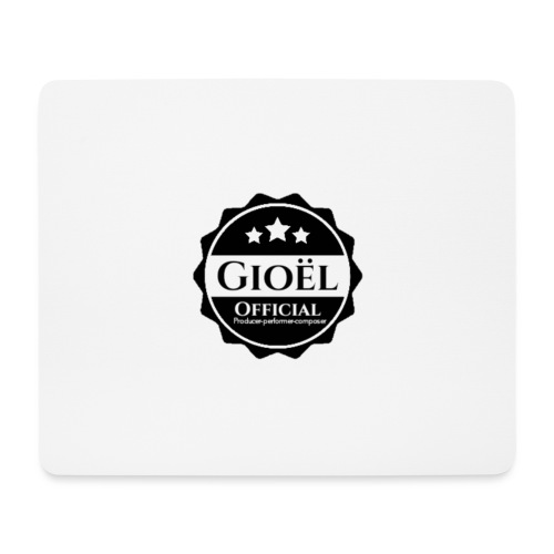 Official Gioël Logo NEW COLLECTION! - Muismatje (landscape)