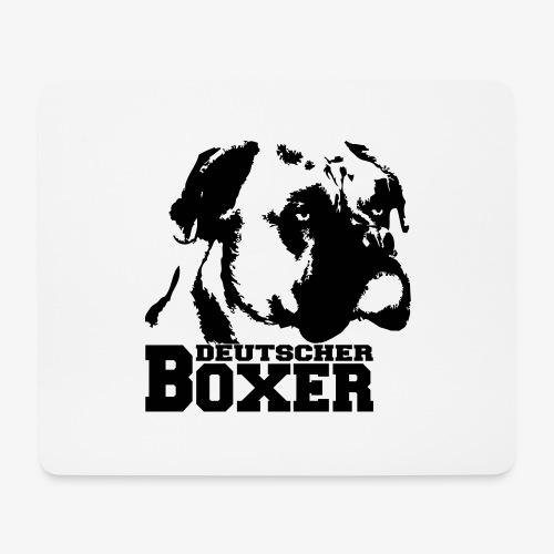 Deutscher Boxer - Mousepad (Querformat)