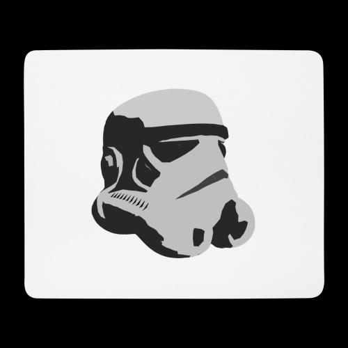 Stormtrooper Helmet - Mouse Pad (horizontal)