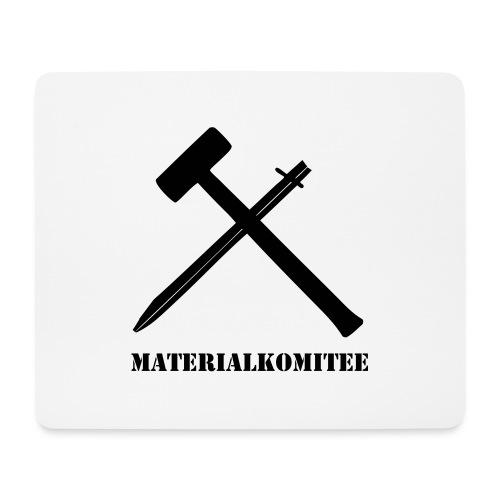 Materialkomitee - Mousepad (Querformat)