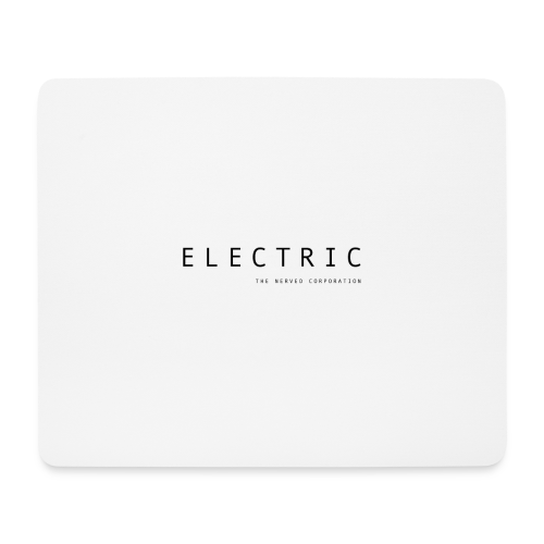 Electric - Mouse Pad (horizontal)