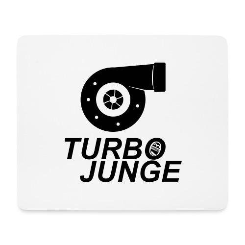 Turbojunge! - Mousepad (Querformat)