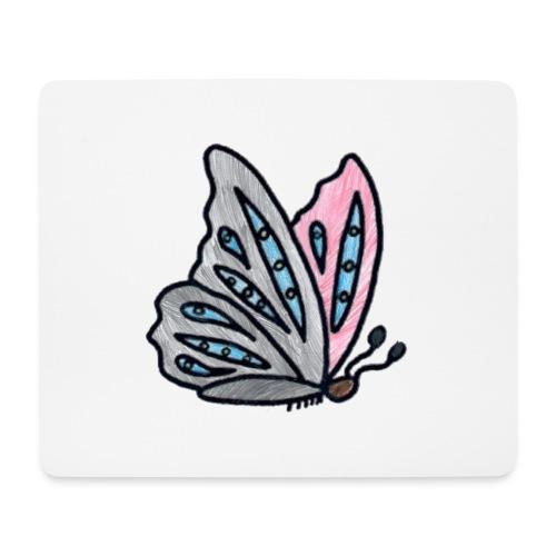 Fjäril - Musmatta (liggande format)