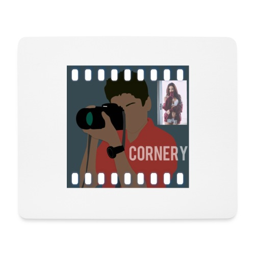 cornery - Tappetino per mouse (orizzontale)