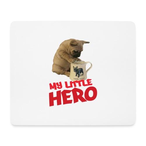 My Little Hero - Tapis de souris (format paysage)