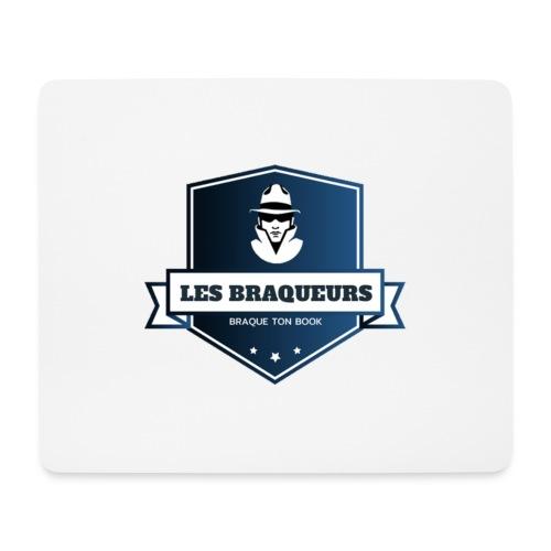 les braqueurs logo - Tapis de souris (format paysage)