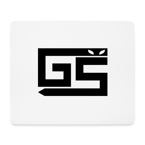 logo gaming-serv - Tapis de souris (format paysage)