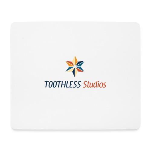 T00THLESS Studios logo - Mouse Pad (horizontal)