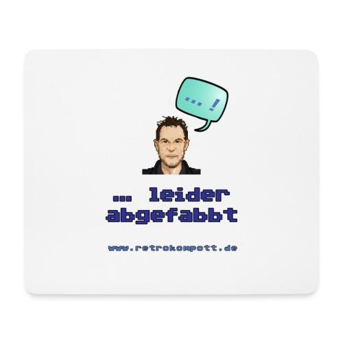 abgefabbt - Mousepad (Querformat)