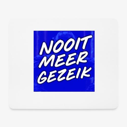 De 'Nooit Meer Gezeik' Merchandise - Muismatje (landscape)