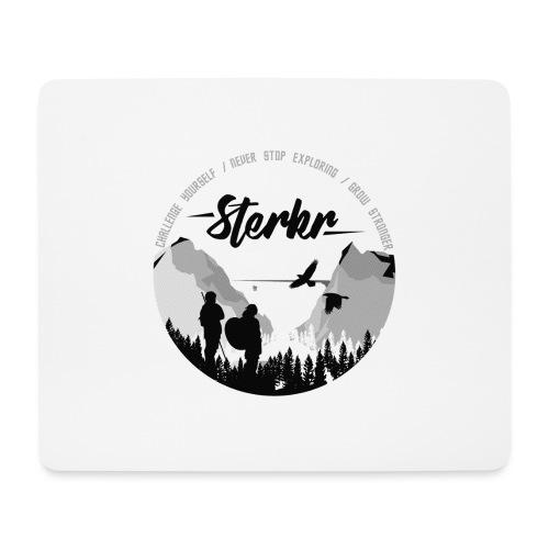 STERKR - Fjordview - Mouse Pad (horizontal)