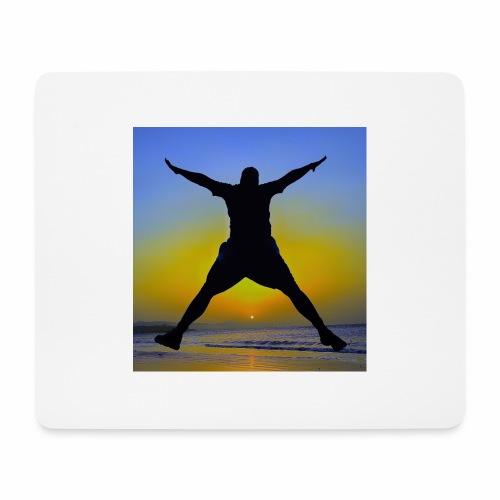 Sunset Beach 3 - Mousepad (Querformat)