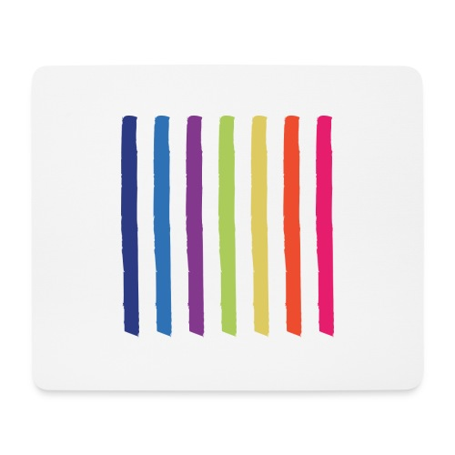 Lines - Mouse Pad (horizontal)