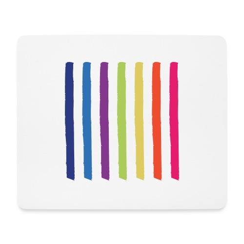 Linjer - Mousepad (bredformat)