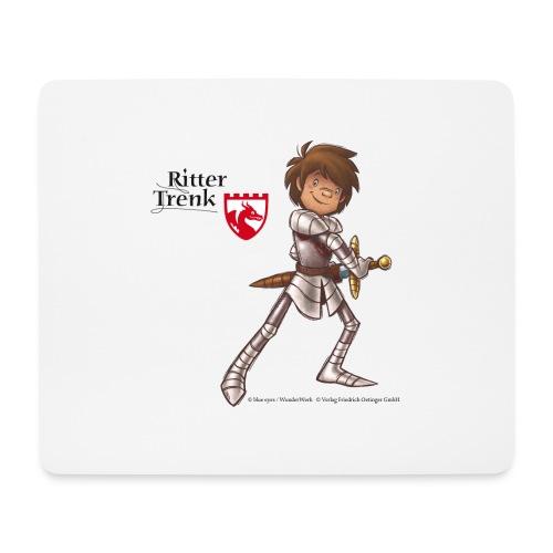 Ritter Trenk Bio-T-Shirt für Kinder - Mousepad (Querformat)