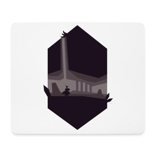 Cave Silhouette - Musematte (liggende format)