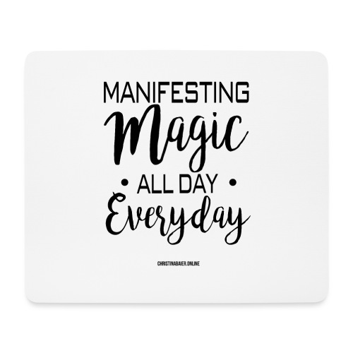 Manifesting Magic - Mousepad (Querformat)