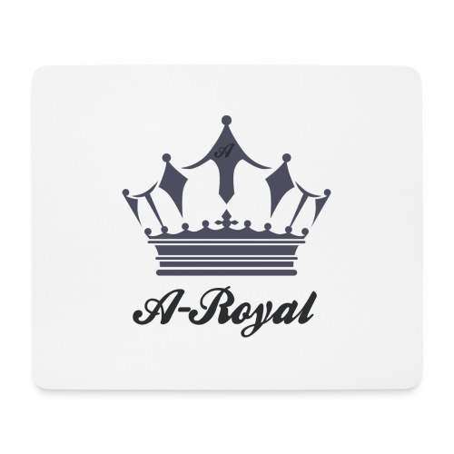 A-Royal - Tappetino per mouse (orizzontale)