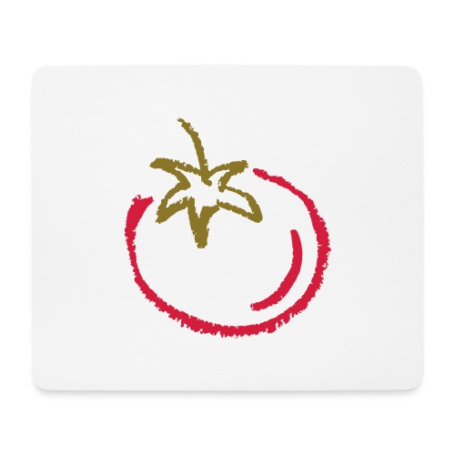 tomato 1000points - Mouse Pad (horizontal)