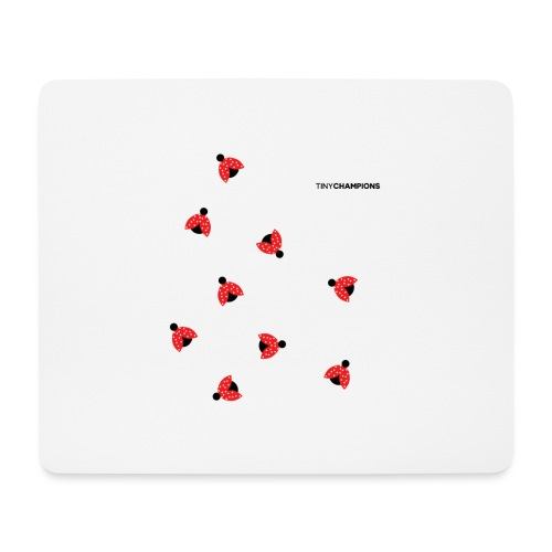 ladybird 2 design tc - Mouse Pad (horizontal)